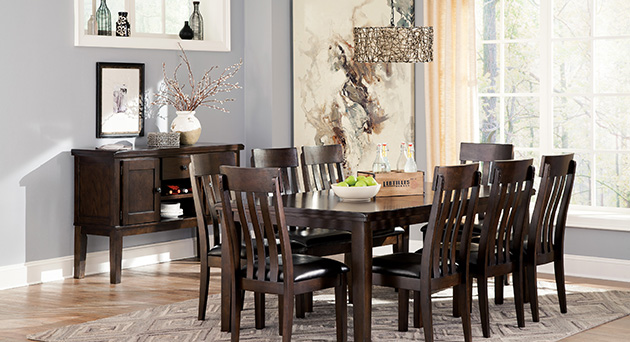DINING ROOMS SHOP NOW BY CLICKING ON A CATEGORY BELOW